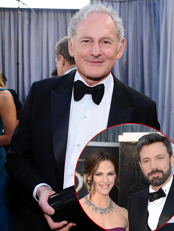 Victor Garber/Jennifer Garner and Ben Affleck