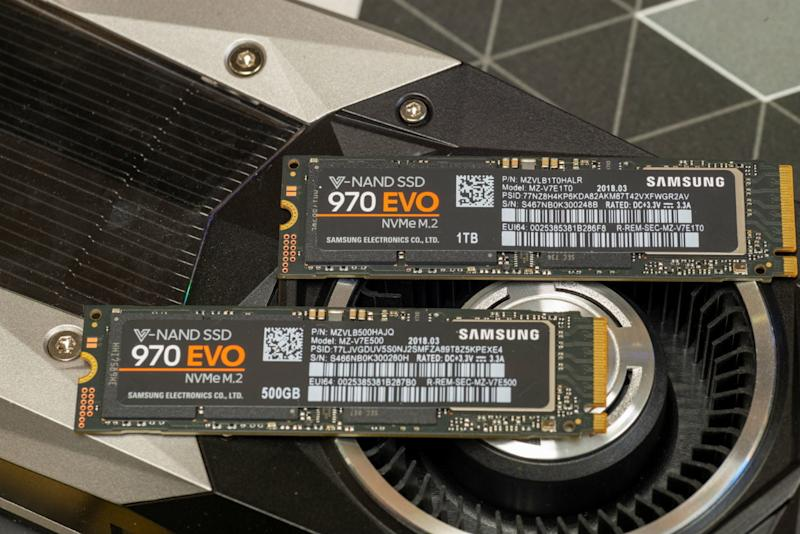 solid state drives vs hard disk samsung 970 evo ssd sticks 2 1500x1001