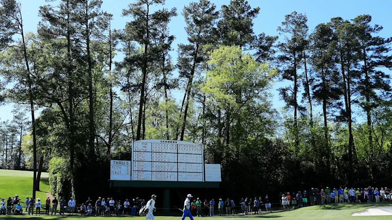 Masters 2017: Live updates from Sunday's action around Augusta National