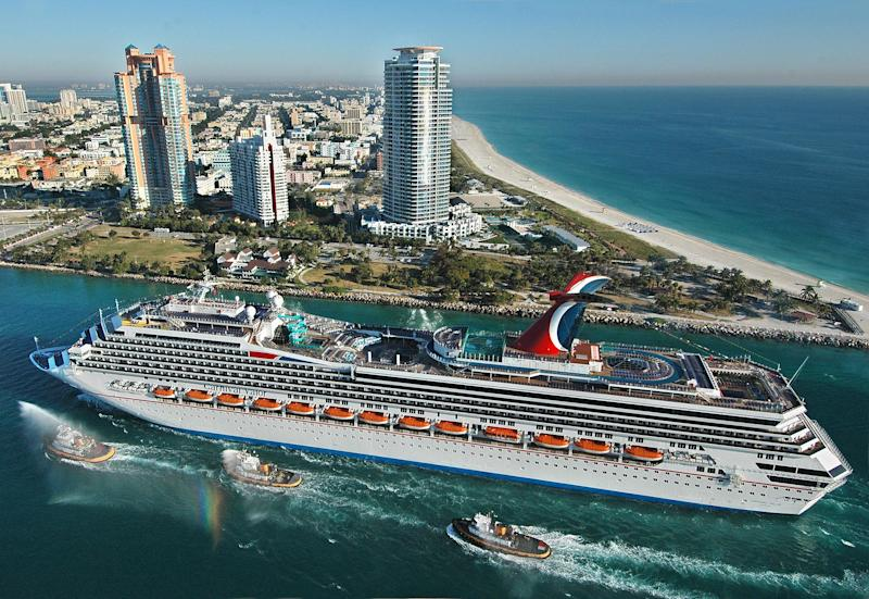 Man, 23, Critically Injured After Falling on Carnival Cruise Ship