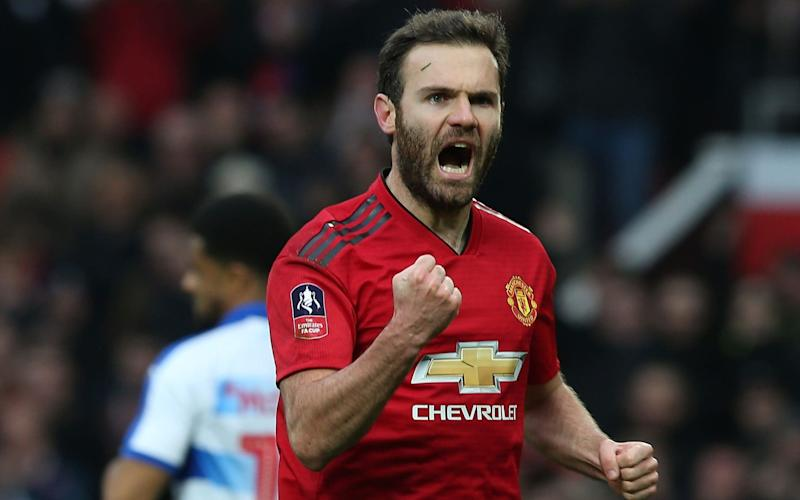 Juan Mata has put an end to speculation over his future - Manchester United