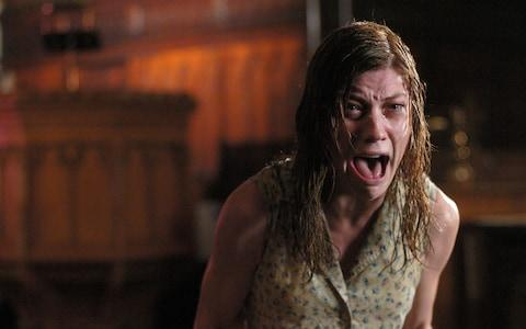 Jennifer Carpenter in the 2005 film The Exorcism of Emily Rose