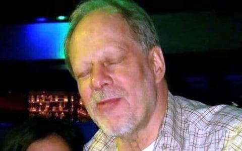 Stephen Paddock, 64, the gunman who attacked the Route 91 Harvest music festival in a mass shooting in Las Vegas