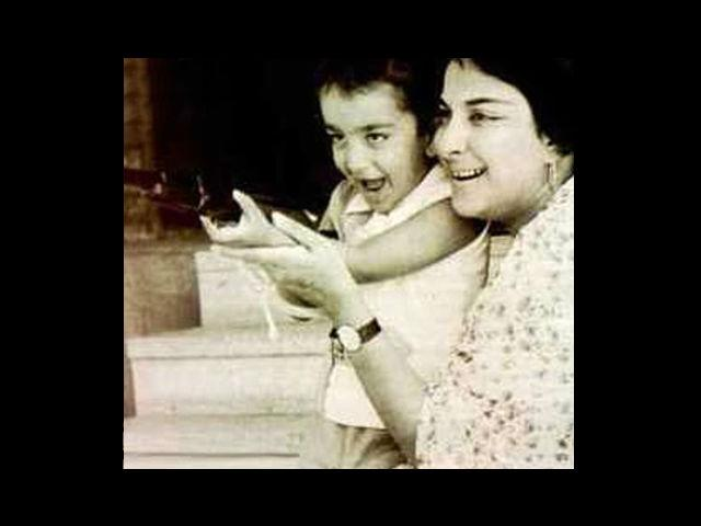 10. The joy with which young Sanjay Dutt handles the gun in this picture is now almost an irony. Born on 29th July, 1959, Dutt was educated at The Lawrence School, Sanawar near Kasauli and had spent over a year at a Texas rehab clinic.