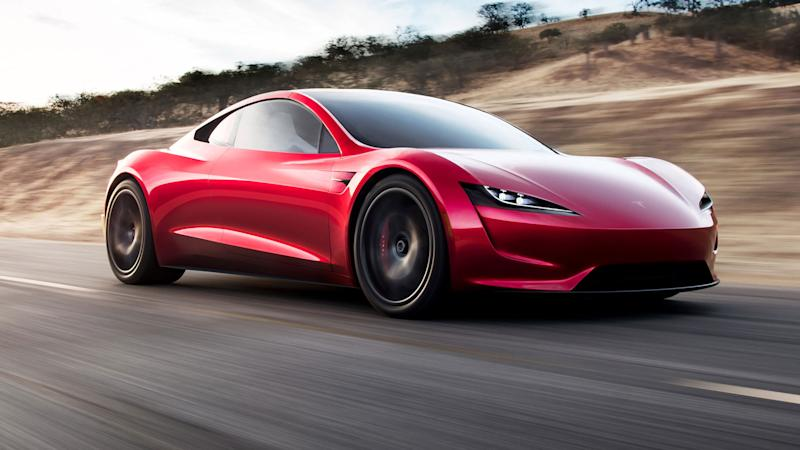 Tesla Roadster will get the option to enhance driving dynamics