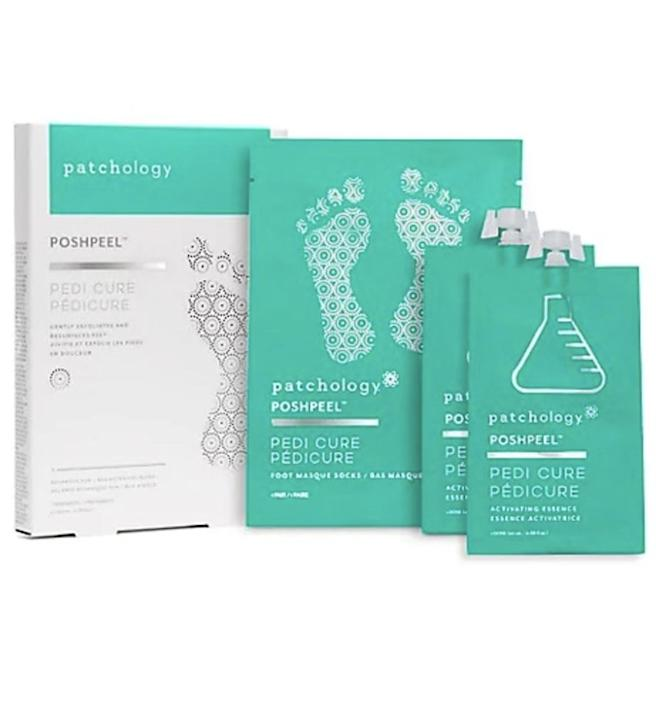 patchology, best foot peel masks