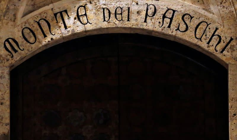 Italy's Monte Paschi swings to second-quarter loss of 845 million euros as COVID takes toll