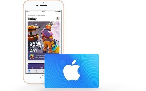App Store and iTunes Gift Card - Credit: Apple