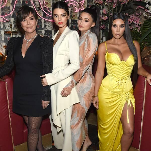 See Kris Jenner's Birthday Tributes From Kim Kardashian and More