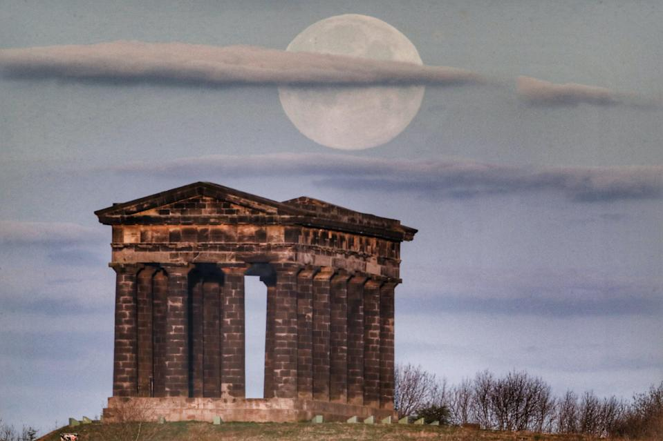 supermoon UK