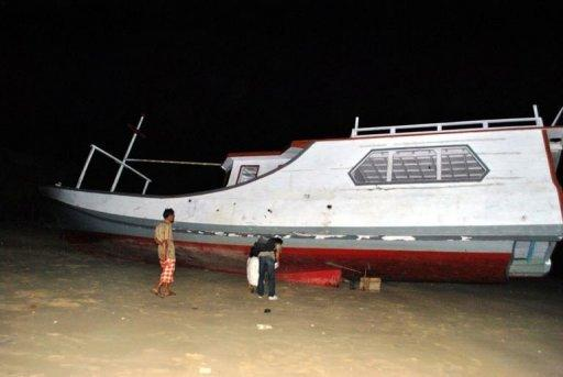 Indonesian authorities said they had located the missing vessel late on Friday on Lombok island