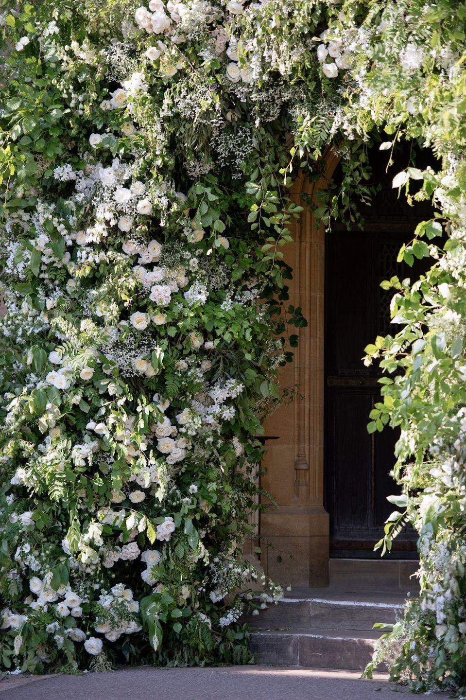 """<p>Having designed the floral displays at <a href=""""https://www.elle.com/uk/meghan-markle-actress/"""" rel=""""nofollow noopener"""" target=""""_blank"""" data-ylk=""""slk:Meghan Markle and Prince Harry"""" class=""""link rapid-noclick-resp"""">Meghan Markle and Prince Harry</a>'s <a href=""""https://www.elle.com/uk/royal-wedding/"""" rel=""""nofollow noopener"""" target=""""_blank"""" data-ylk=""""slk:royal wedding"""" class=""""link rapid-noclick-resp"""">royal wedding</a> in May 2018, it's no surprise Craddock has become one of the most in-demand florists for nuptials in London. After all, who can forget that glorious floral archway decorating the façade of St George's Chapel in Windsor?</p><p>Craddock and her team have also worked with the likes of Dior, MatchesFashion.com, the Victoria & Albert Museum, resulting in her being dubbed the 'Audrey Hepburn of florists' by Elizabeth Young, head of events at Historical Royal Palaces. </p><p>Better yet, Craddock avoids using florist foam (a non-biodegradable plastic product often used in floristry) and works with local growers and, when sourcing flowers overseas, her team ensures the flora comes from fair-trade farms. Florists with conscious – what more could you want? </p><p> Imperial Studios3/11 Imperial RoadLondonSW6 2AG</p><p>Click <a href=""""http://www.philippacraddock.com"""" rel=""""nofollow noopener"""" target=""""_blank"""" data-ylk=""""slk:here"""" class=""""link rapid-noclick-resp"""">here</a> to find out more.</p>"""