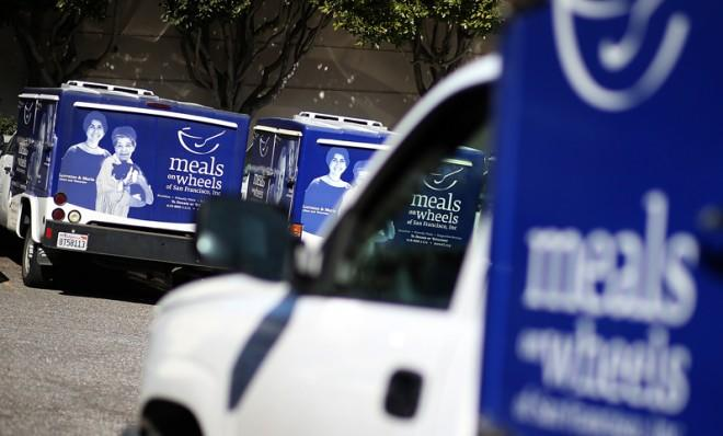 Due to budget cuts, Meals on Wheels may serve 4 million fewer meals this year.