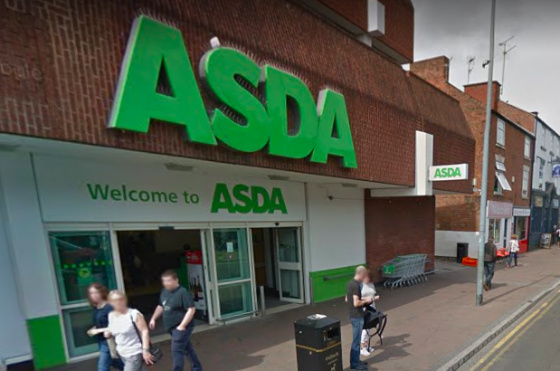 Asda on Front Street in Arnold. (Google Maps)