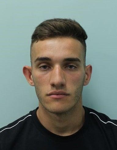 Ermir Loka was convicted of causing bodily harm by wanton/furious driving. (Metropolitan Police/PA)