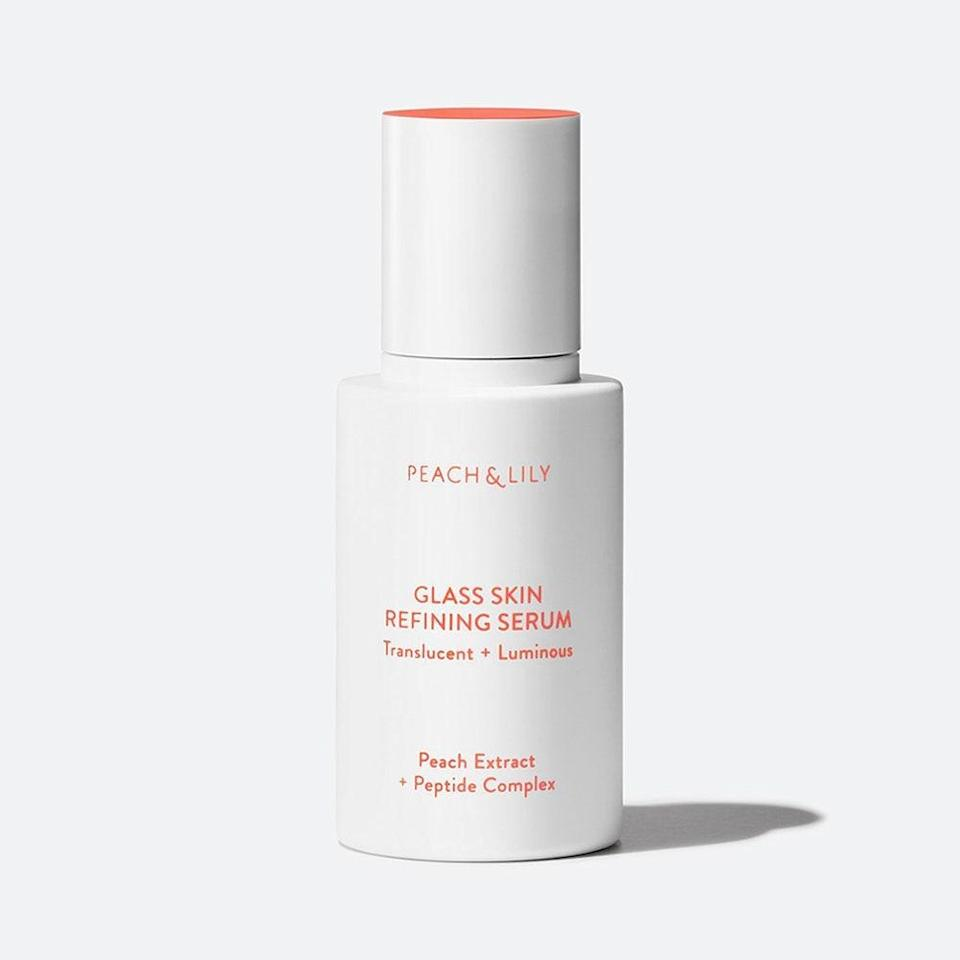 """<p>After struggling with severe eczema growing up and earning her aesthetician license, <a href=""""https://www.allure.com/story/asian-pacific-american-founded-beauty-brands?mbid=synd_yahoo_rss"""" rel=""""nofollow noopener"""" target=""""_blank"""" data-ylk=""""slk:Alicia Yoon"""" class=""""link rapid-noclick-resp"""">Alicia Yoon</a> decided to dedicate her work towards helping people (especially those with sensitized skin) find clinically proven skin-care solutions that would transform their skin. While Peach & Lily still curates a variety of Korean brands (check out its annual <a href=""""https://cna.st/affiliate-link/3m18KYZSciJffEMYfHePX87uEh4xgTwDAEsYgLszt3JpkRjnRrXGSBfirkrvE1uE4yqpdSBpopCmJTsoqGLS7m6awtimCKZPVfLmyDr9CRyMJC53kaMaJ6FK6z3yPQ?cid=604f94e92b43f0167a3f3a31"""" rel=""""nofollow noopener"""" target=""""_blank"""" data-ylk=""""slk:Best of K-Beauty Awards"""" class=""""link rapid-noclick-resp"""">Best of K-Beauty Awards</a>), the company's namesake Peach & Lily Collection shines the brightest. If you're looking to overhaul your routine, we highly recommend you check out this all-encompassing lineup.</p> <p>Yoon is also the founder <a href=""""https://shop-links.co/1735069425620618163"""" rel=""""nofollow noopener"""" target=""""_blank"""" data-ylk=""""slk:Peach Slices"""" class=""""link rapid-noclick-resp"""">Peach Slices</a>, a drugstore-friendly brand known for its affordable Acne Spot Dots.</p> <p><strong>Star Product:</strong> We're willing to bet that more than a handful of people were introduced to the concept of """"glass skin"""" through the <a href=""""https://www.allure.com/review/peach-and-lily-glass-skin-refining-serum?mbid=synd_yahoo_rss"""" rel=""""nofollow noopener"""" target=""""_blank"""" data-ylk=""""slk:Glass Skin Refining Serum"""" class=""""link rapid-noclick-resp"""">Glass Skin Refining Serum</a>. The niacinamide- and <a href=""""https://www.allure.com/story/what-is-cica-ingredient-korean-beauty-skin-care?mbid=synd_yahoo_rss"""" rel=""""nofollow noopener"""" target=""""_blank"""" data-ylk=""""slk:madecassoside"""" class=""""link rapid-noclick-resp"""">madecassoside</a>-rich formula i"""