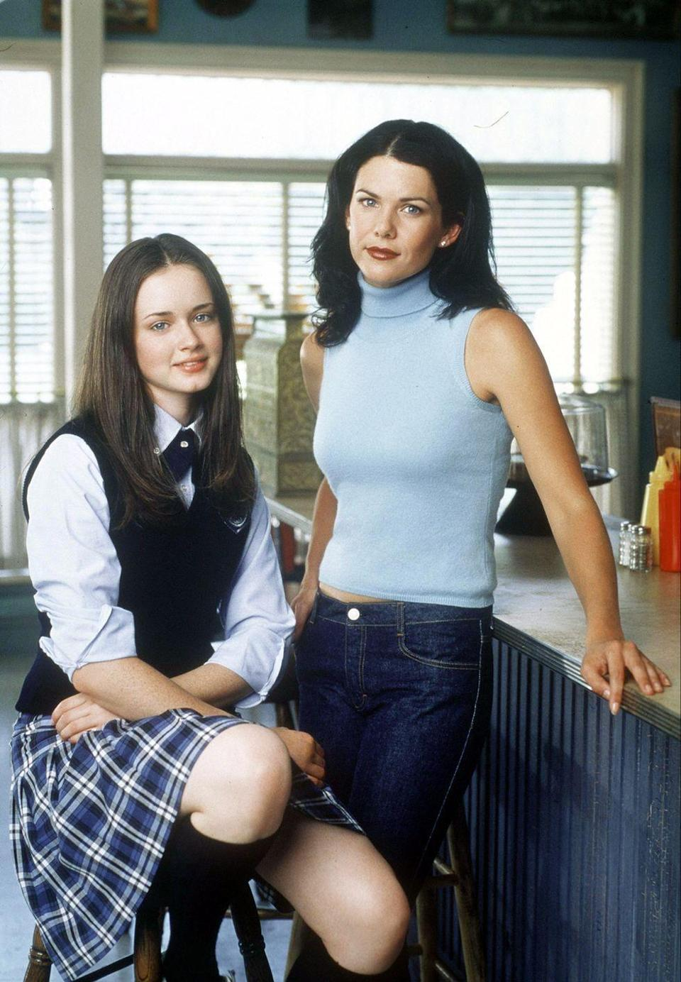 <p>Lorelai and Rory Gilmore turned to Luke's Diner for their caffeine fix on a daily basis in <em>Gilmore Girls</em>. When it came to food, whether they ordered a stack of pancakes or a burger and fries, everything looked irresistibly delicious. But it was their mother-daughter talks that couldn't be beat.</p>