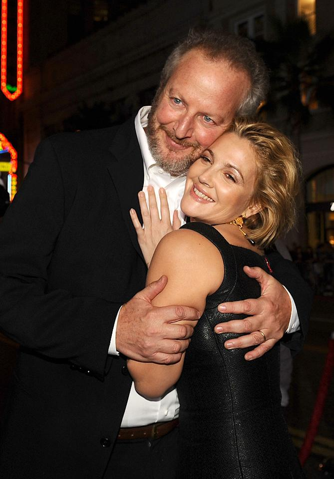 """<a href=""""http://movies.yahoo.com/movie/contributor/1800026673"""">Daniel Stern</a> and <a href=""""http://movies.yahoo.com/movie/contributor/1800016287"""">Drew Barrymore</a> at the Los Angeles premiere of <a href=""""http://movies.yahoo.com/movie/1810036665/info"""">Whip It!</a> - 09/29/2009"""