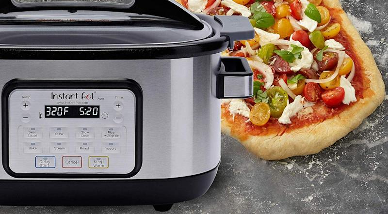 Make a pizza, make yogurt, sauté meat—this appliance does it all. (Photo: Amazon)