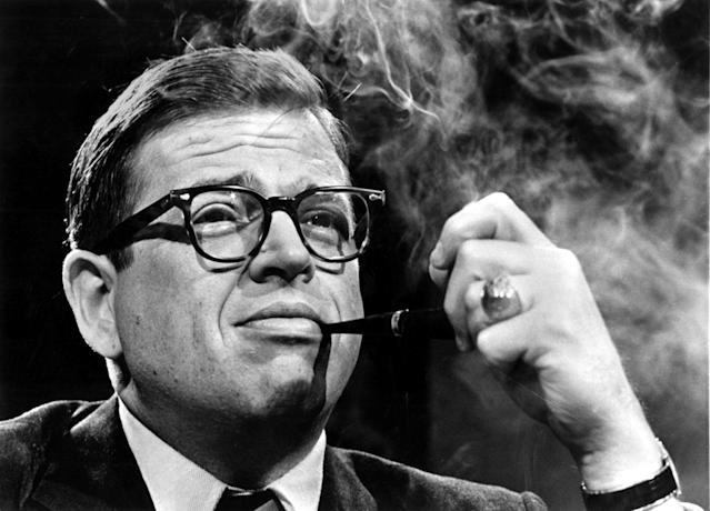 <p>Charles W. Colson, shown during an interview 1973, is a striking example of the proud and powerful men of Richard Nixon's White House who were humbled before prosecutor Leon Jaworski and the courts of Watergate. (Photo: The Washington Post/Getty Images) </p>