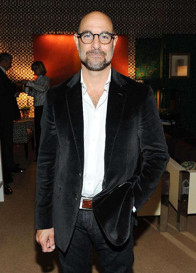 "November 11: Stanley Tucci turns 50 Michael Buckner/<a href=""http://www.gettyimages.com/"" target=""new"">GettyImages.com</a> - September 15, 2010"