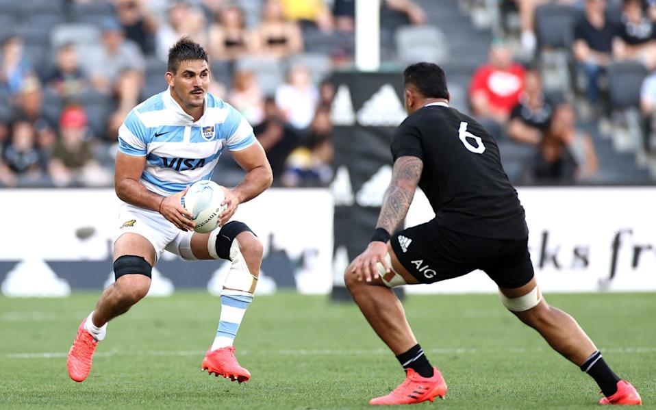Matera has apologised for his comments -Pablo Matera stripped of Argentina captaincy over racist tweets - GETTY IMAGES