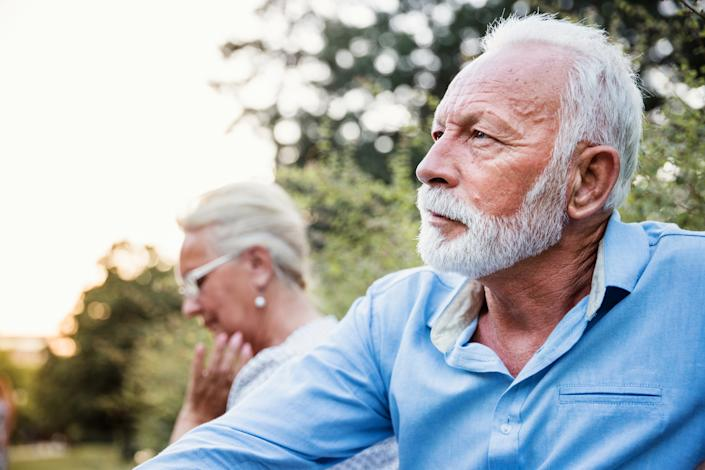 There are various reasons for the rise in senior splits. (Getty Images)