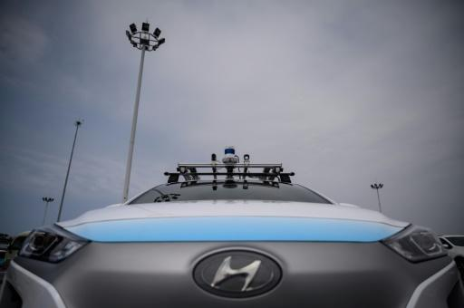 Engineers from some of South Korea's most prestigious firms have left their well-paid jobs to work on Rideflux's self-driving car