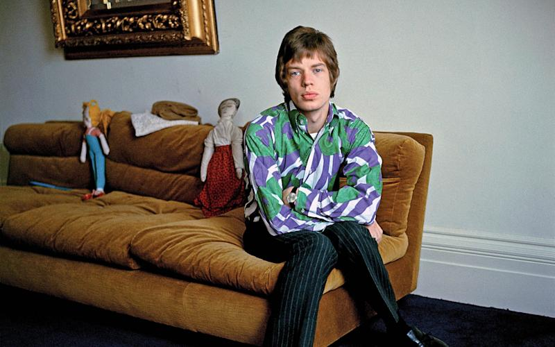 'Mick loved the camera' - Gered Mankowitz
