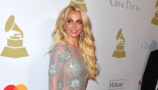 Britney Spears gifted us with an at-home fashion show, and of course, she slayed