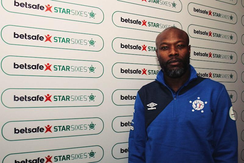 William Gallas Betsafe Star Sixes