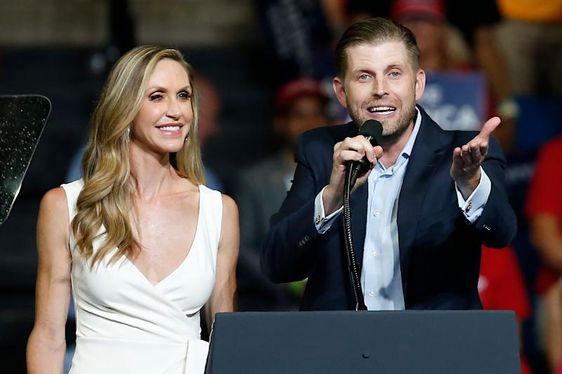 Eric Trump Deletes Tweet After Getting A Savage Reminder About His Father