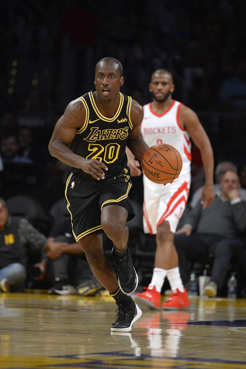 51da2b0c9 32-year-old rookie Andre Ingram nearly carries the Lakers to victory  against the Rockets