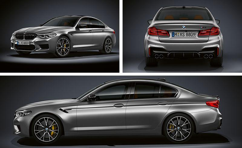 The Bmw M5 Competition Is Even Faster And More Badass