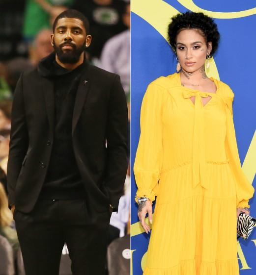 "a6599eafdb04 Kyrie Irving Posts Heartfelt Apology To Kehlani On Instagram  ""I Know This  Is Long Overdue"""