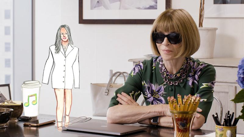 Anna Wintour Talks Jet Lag, Flip-Flops, and What People Get Wrong About Fashion