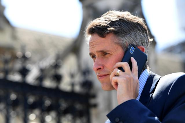 Education secretary Gavin Williamson has dropped plans for every primary school in England to reopen before the summer holidays (AFP via Getty Images)