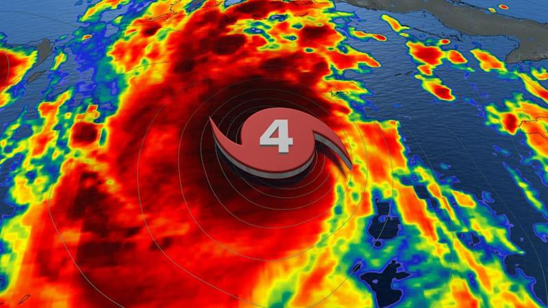 Category 4 Hurricane Delta continues on a dangerous path towards Cozumel, Mexico