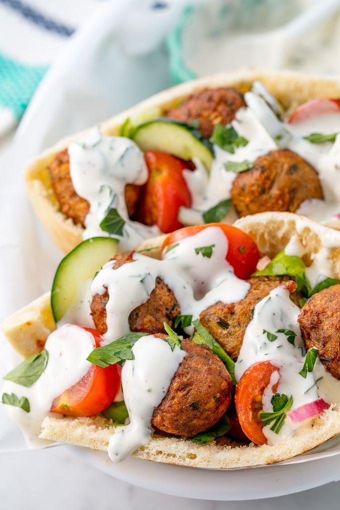 "<p>Who knew falafel was so easy to make at home?</p><p>Get the recipe from <a href=""https://www.delish.com/cooking/recipe-ideas/recipes/a54231/easy-homemade-falafel-recipe/"" rel=""nofollow noopener"" target=""_blank"" data-ylk=""slk:Delish"" class=""link rapid-noclick-resp"">Delish</a>.</p>"