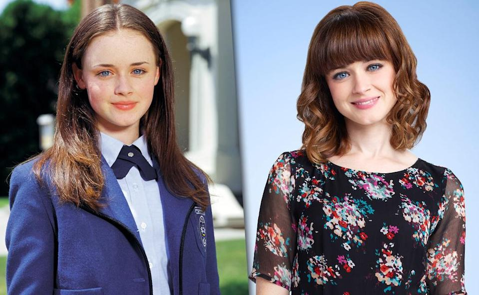 <p>Alexis Bledel continued to do guest spots on shows like <i>ER</i> and <i>Mad Men</i>, but also took up modeling after the show ended. She would eventually star in <i>Us & Them</i>, based on the British sitcom <i>Gavin & Stacey</i>, but Fox canceled the show before it even aired. The seven episodes that were shot were eventually broadcast in Korea. <br><br>(Credit: Everett Collection/Fox) </p>