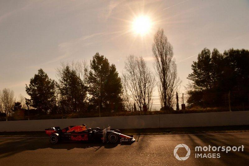 """Pierre Gasly, Red Bull Racing RB15<span class=""""copyright"""">Mark Sutton / Motorsport Images</span>"""