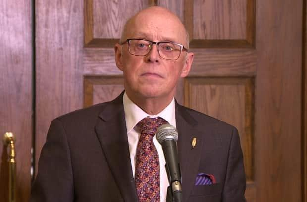 Health Minister John Haggie says the provincial government is in discussions to expand fertility services in Newfoundland and Labrador. (CBC - image credit)