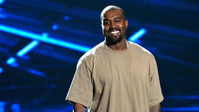 Kanye West and Daughter North Playfully Star on Day 18 of Kardashian Family Christmas Card