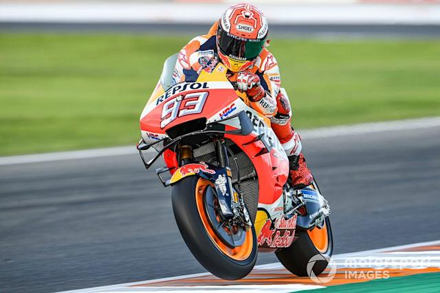 """Marc Marquez <span class=""""copyright"""">Gold and Goose / Motorsport Images</span>"""