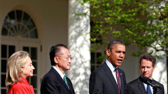 Obama Taps Dartmouth College President Jim Yong Kim for World Bank