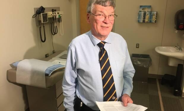 The absence of flu cases in Alberta this year is unprecedented, said Dr. James Dickinson, a professor of family medicine and community health sciences at the University of Calgary. (CBC - image credit)