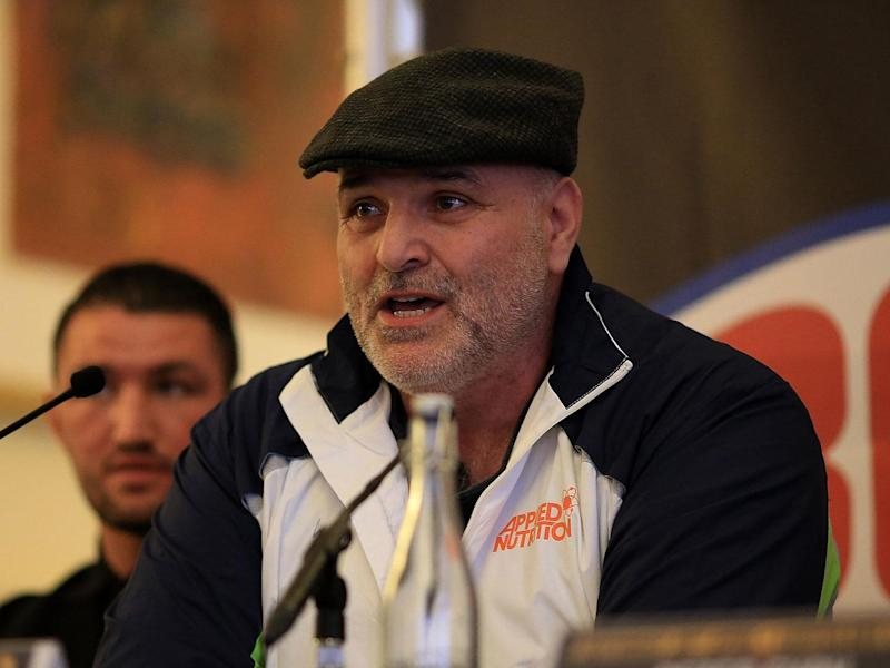 John Fury will not be allowed to attend his son's fight against Deontay Wilder: Getty