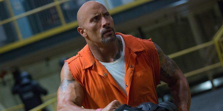 The end of the war between Dwayne Johnson and Vin Diesel?