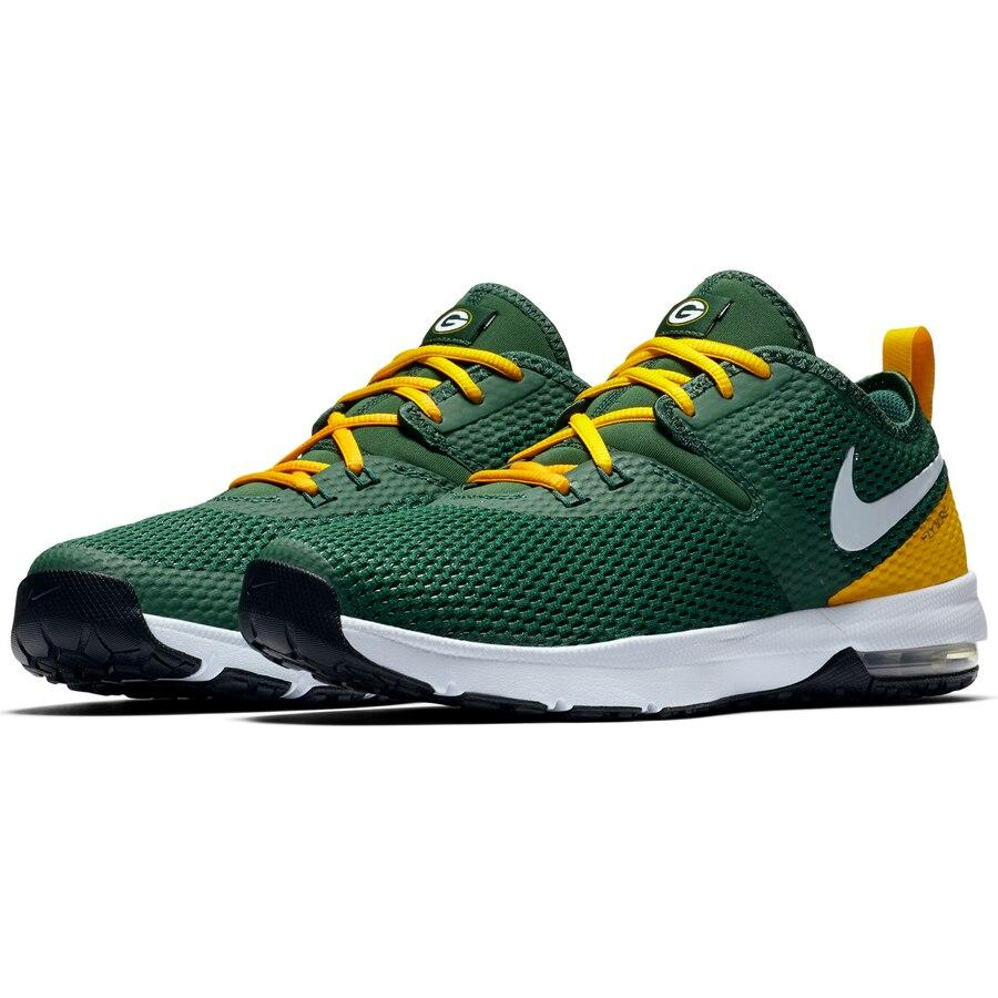 Nike Green Bay Packers Air Max Typha 2 Shoes
