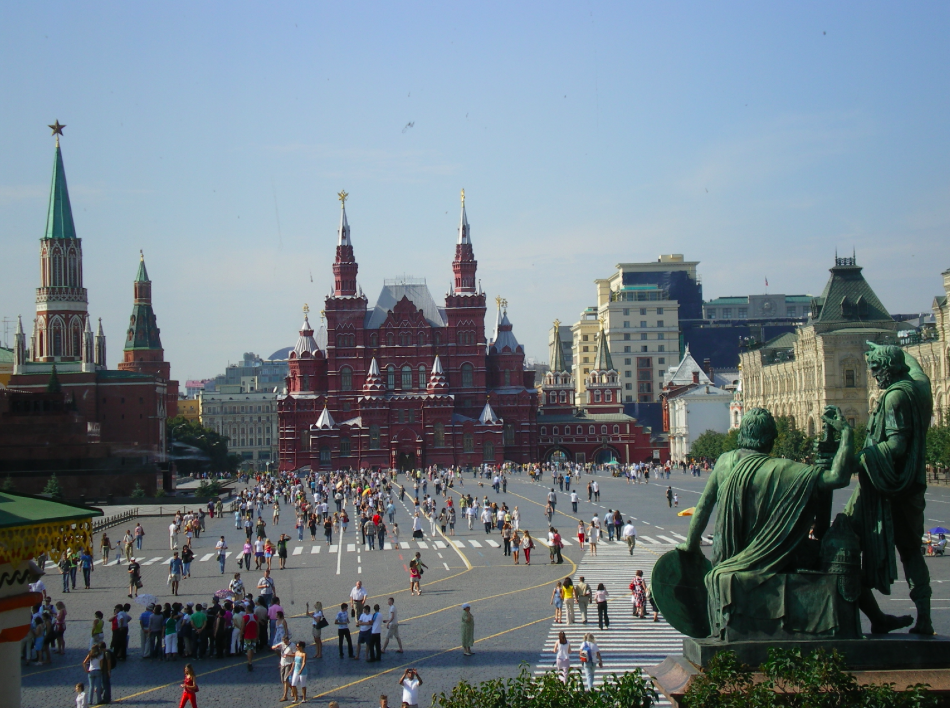 <p>Russia came in second place, with some of the most unhealthy residents on the planet. (Wikipedia) </p>